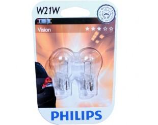 Bec lampa frana PHILIPS 12065B2 W21W
