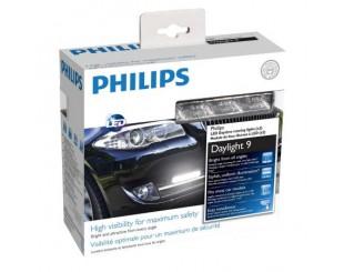 Lumini de zi Philips 12831WLEDX1 LED DaylightGuide 9 12V 6 W
